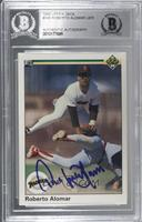 Roberto Alomar [BAS Certified Encased by BGS]