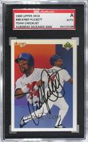 Kirby Puckett [SGC Authentic Authentic]