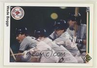 Wade Boggs (Back Pictures him with Bo Jackson) [EXtoNM]