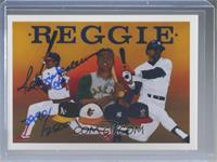 Reggie Jackson (Autographed) #/2,500