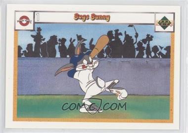 1990 Upper Deck Comic Ball Base 1 Bugs Bunny