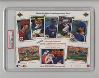 Pat Combs, Bill Doran, Ruben Sierra, Mark McGwire, Howard Johnson, Nolan Ryan, …