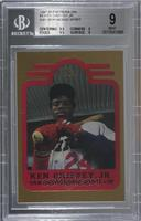 Ken Griffey Jr. /10000 [BGS 9 MINT]