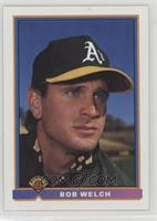 Bob Welch Baseball Cards Comc Card Marketplace