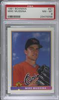 Mike Mussina [PSA 8 NM‑MT]
