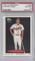 Chipper Jones [PSA 10 GEM MT]