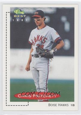 1991 Classic Best Minor League - [Base] #445 - Chris Pritchett