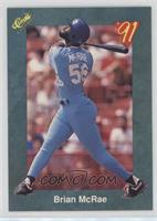 Brian Mcrae Baseball Cards Matching Kansas City Royals
