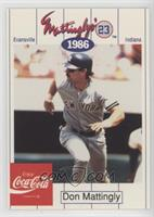 Don Mattingly [Noted]
