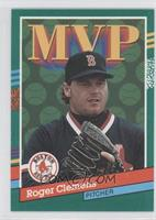 Roger Clemens (White Design on Right Border)