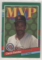 Cecil Fielder [EX to NM]