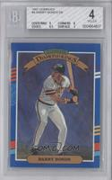 Barry Bonds [BGS 4]