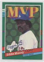 Eddie Murray (2 Pattern Sets Right Front Border)