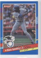 All-Stars - Ken Griffey Jr. (Separated Stripe is Yellow)