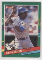 Eddie Murray (Red and Blue Stripes Card Middle Right Border) [EXtoN…