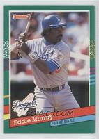 Eddie Murray (Red and Blue Stripes Card Middle Right Border)