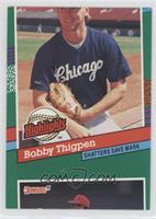 Bobby Thigpen [MISPRINTED]
