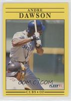 Andre Dawson (Has 1976 Stat Lines)