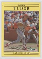 John Tudor (1st Line of Stats is 1980 Red Sox)