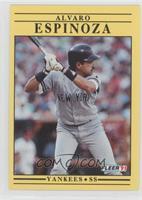 Alvaro Espinoza (Line Under 1983 Visalia)
