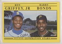Barry Bonds, Ken Griffey Jr. [Noted]