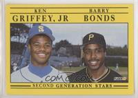 Barry Bonds, Ken Griffey Jr.