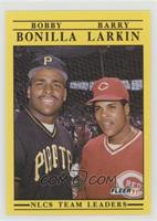 Bobby Bonilla, Barry Larkin