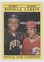 Bobby Bonilla, Barry Larkin