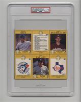 Nolan Ryan, Terry Mulholland, Andy Hawkins, Toronto Blue Jays Logo, Texas Range…