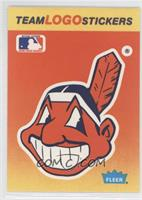 Cleveland Indians (White Ring around Trademark Symbol)