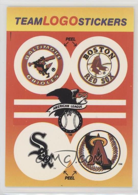 Zoom · report error 1991 fleer team stickers