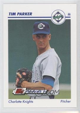 1991 Line Drive Pre-Rookie - AA #137 - Tim Parker