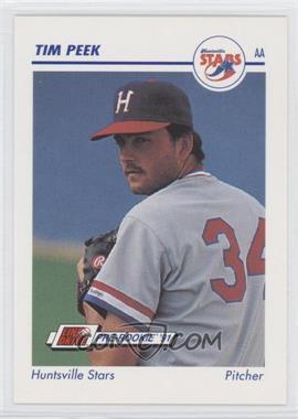 1991 Line Drive Pre-Rookie - AA #291 - Timothy Peek