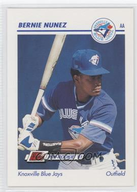 1991 Line Drive Pre-Rookie - AA #363 - Bernie Nunez