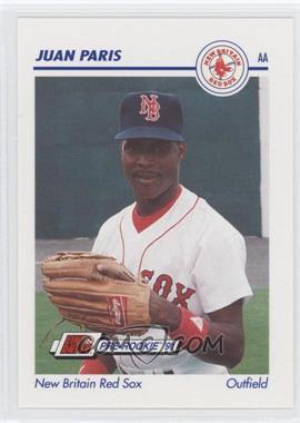 1991 Line Drive Pre-Rookie - AA #467 - Juan Paris