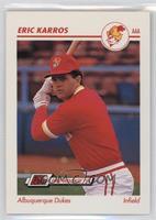 Eric Karros Albuquerque Dukes All Baseball Cards