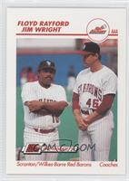 Floyd Rayford, Jim Wright