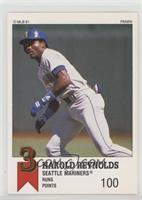 Harold Reynolds