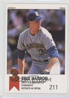 Erik Hanson (Misspelling of Erik)