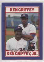 Ken Griffey, Ken Griffey Jr. [EXtoNM]