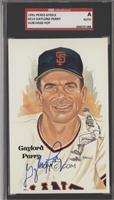 Gaylord Perry /10000 [SGC Authentic]