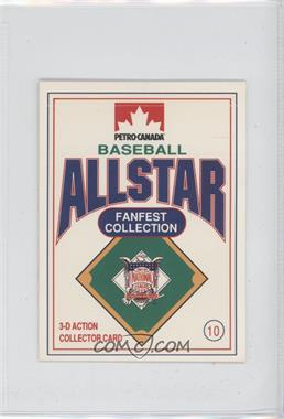 1991 Petro-Canada All Star FanFest Stand-Ups - [Base] #10 - Tim Wallach