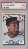 Sandy Alomar Jr. [PSA 9]