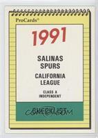 Salinas Spurs Team