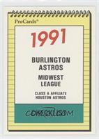 Burlington Astros Team