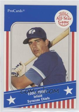 1991 ProCards Triple A All-Star Game - [Base] #AAA 44 - Eddie Zosky