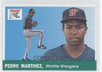 Pedro Martinez Mlb Lhp 1993 97 Pre Rookie Card All Baseball