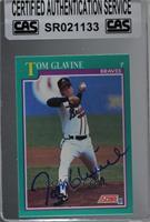 Tom Glavine [CASCertifiedSealed]