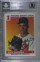Mike Mussina [BGS Authentic]