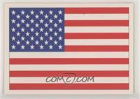 USA Flag (© Score 1991 on bottom)